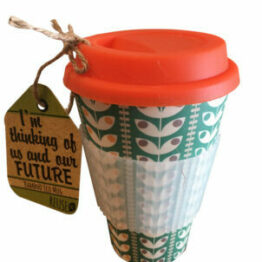 Eco Bamboo Travel Mug