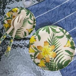 Eco Bamboo Picnicware
