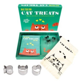 Make Your Own Cat Treats Set