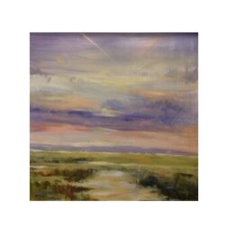 Pack of 6 Braunton Burrows Pink Cards